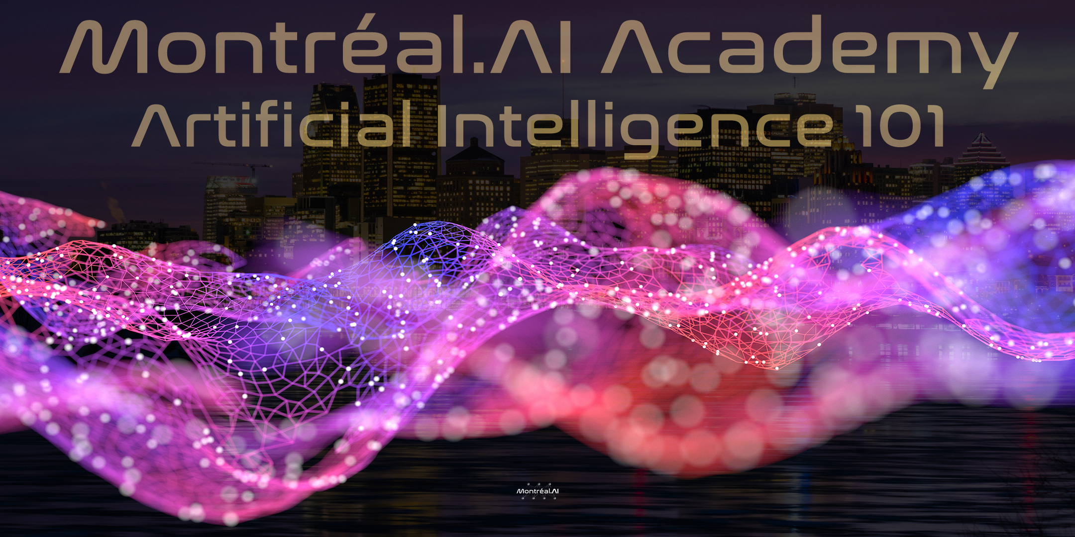 Artificial Intelligence 101: The First World-Class Overview of AI for the General Public