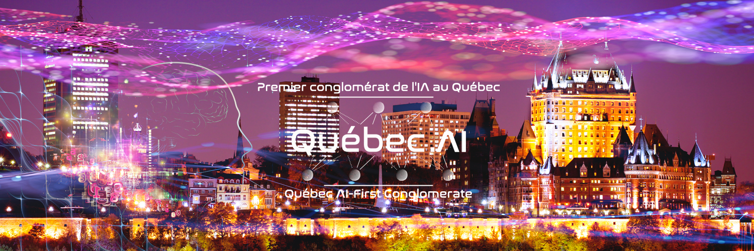 Québec AI-First Conglomerate : The Keystone of the Artificial Intelligence Industry